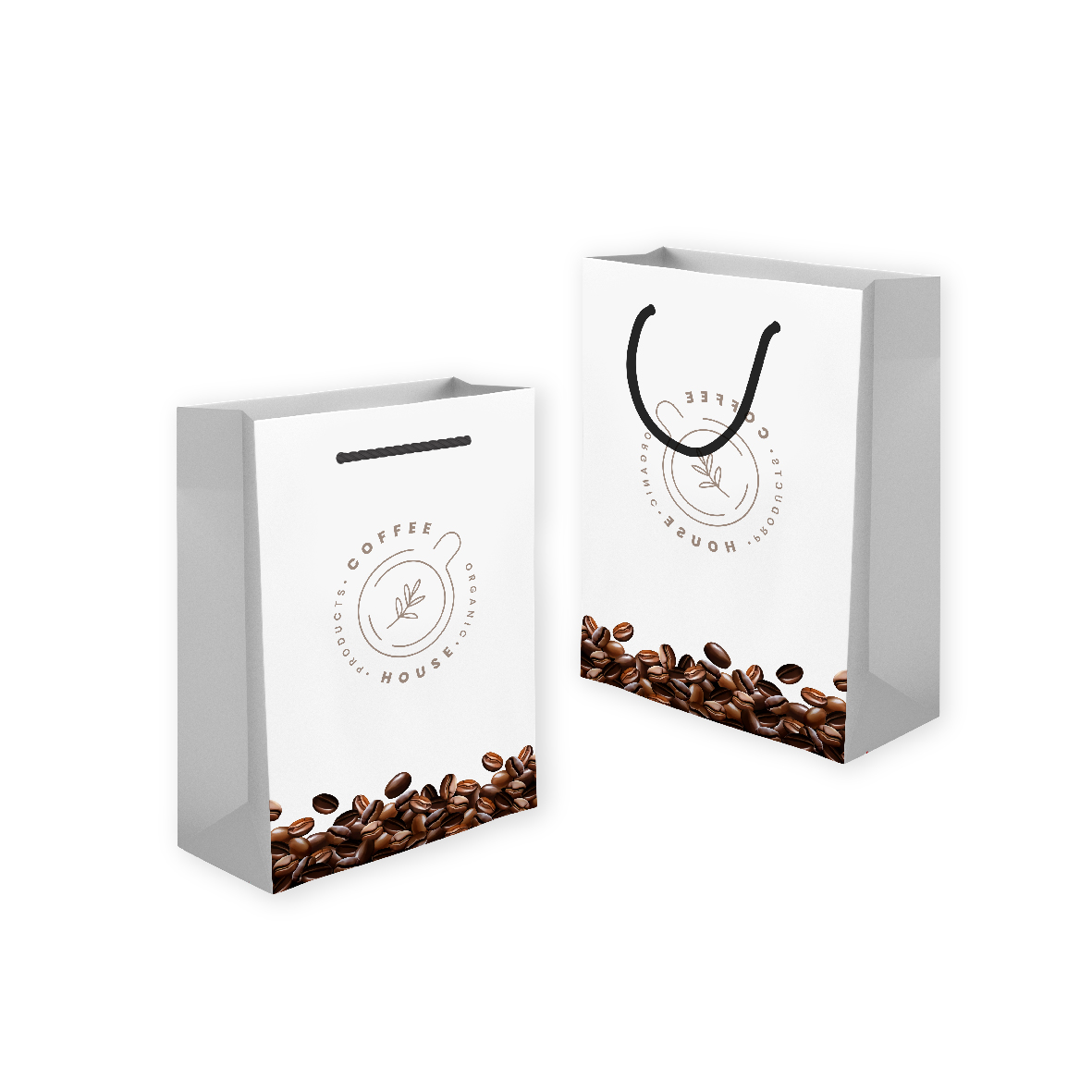 Uncoated Paper Bags