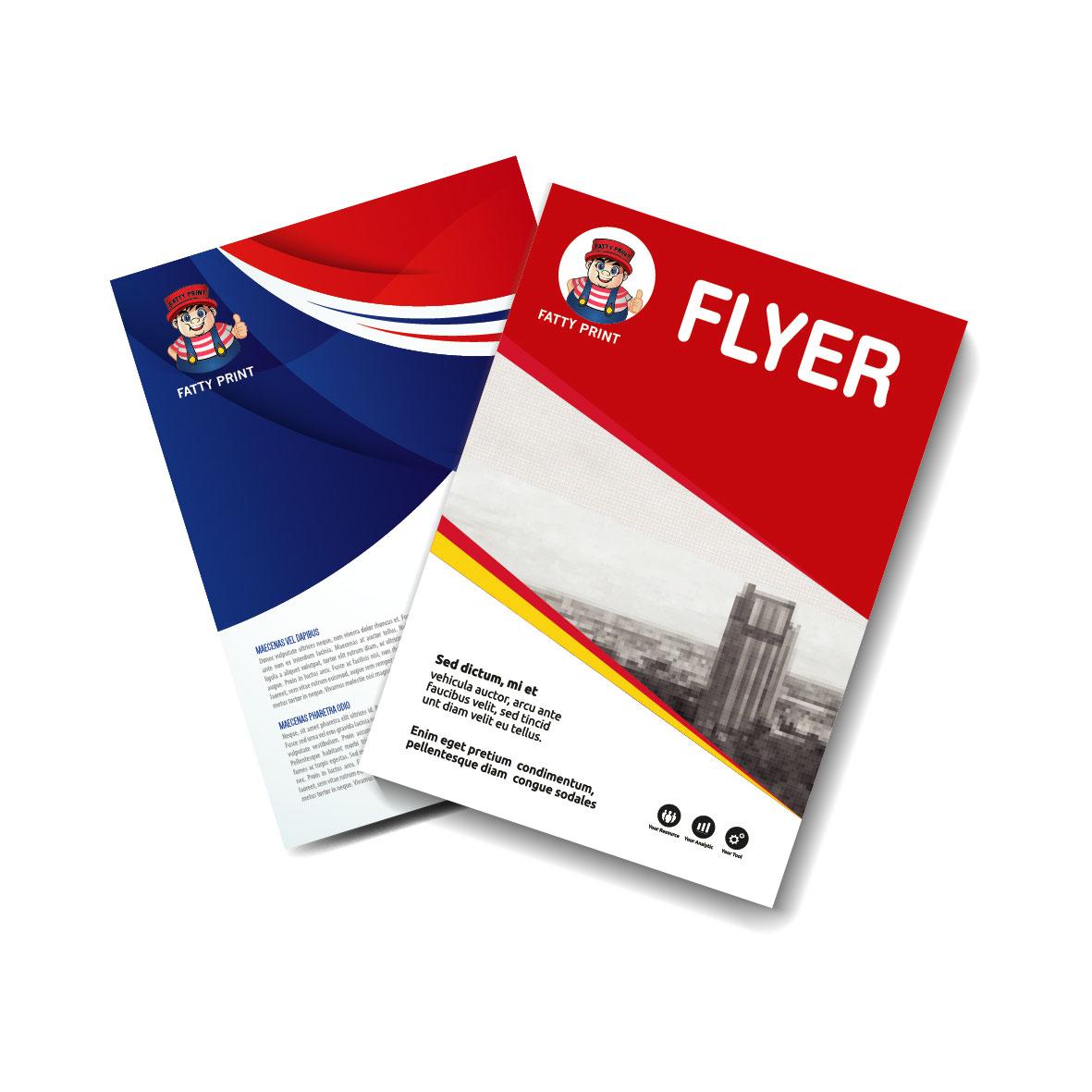 A4 Flyers (128gsm Artpaper)