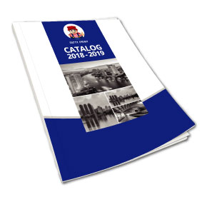 Catalogue / Magazine (Digital Printing)