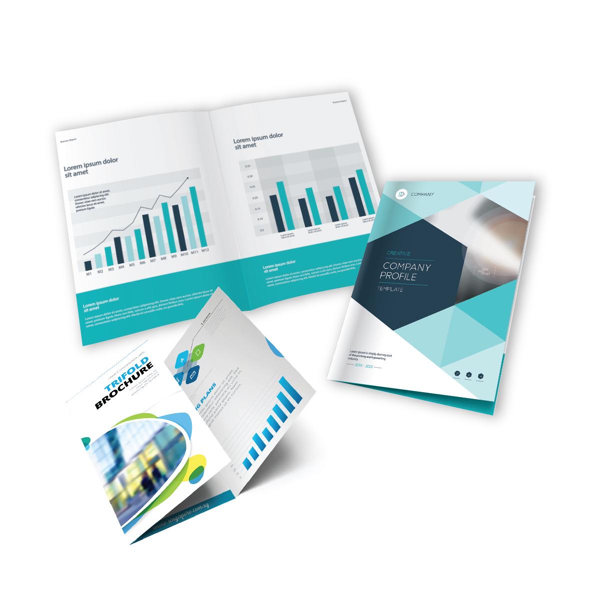Digital Brochures / Leaflets