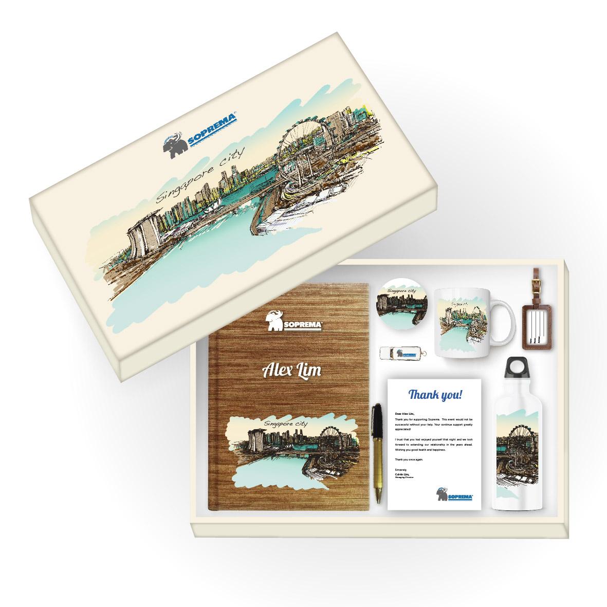 Gift Memento Set