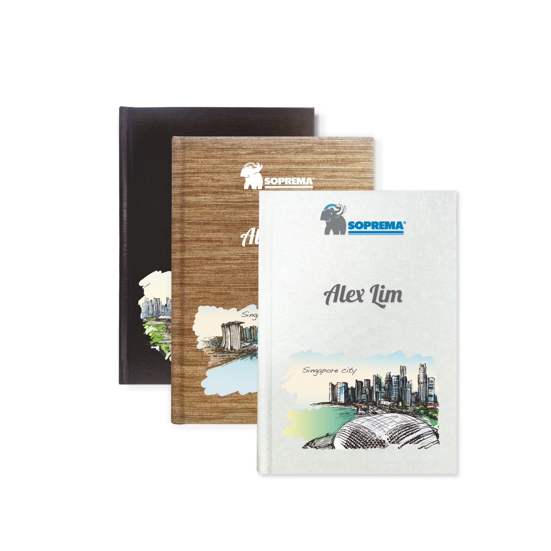 Hardcase Notebook