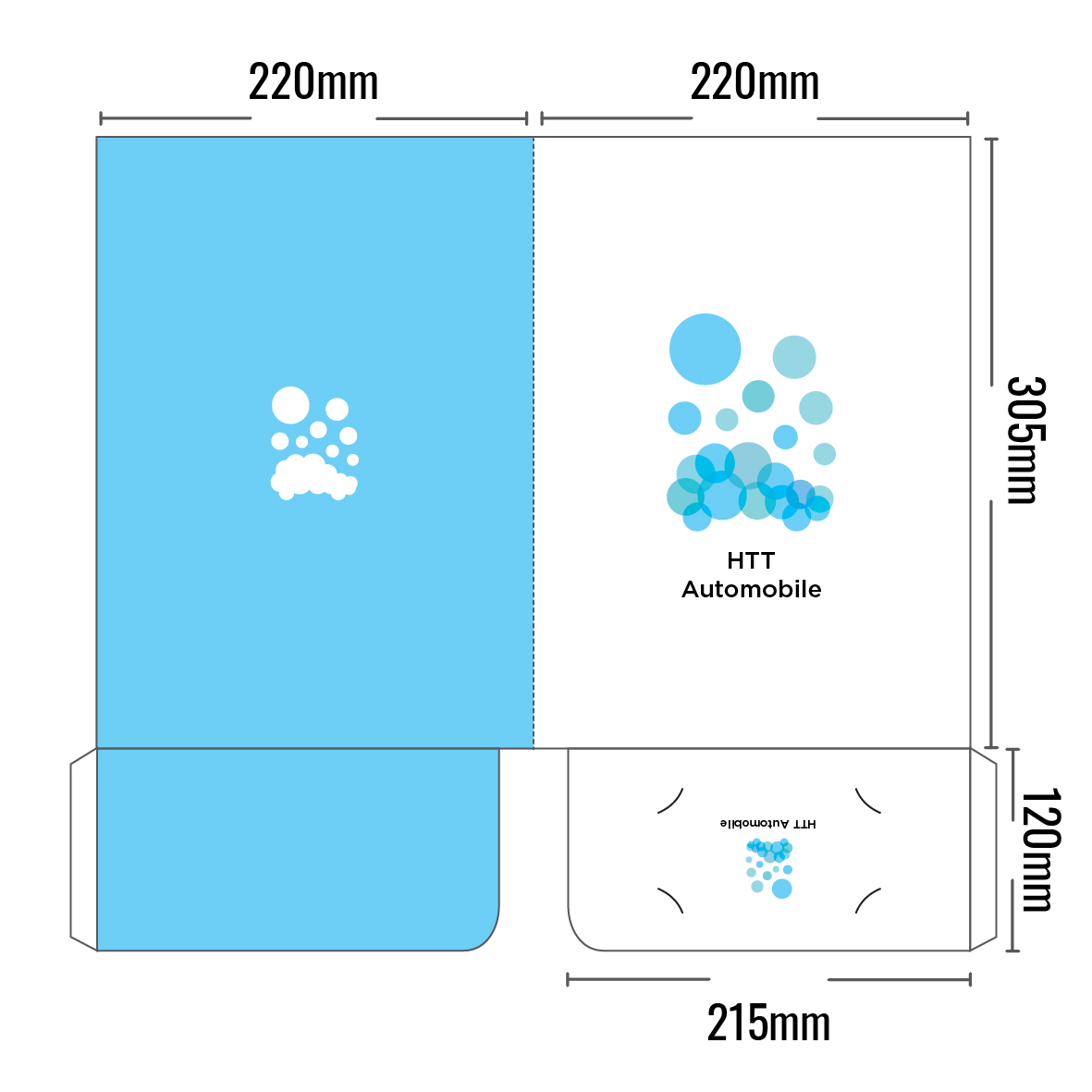 Presentation Folder 2 Pockets