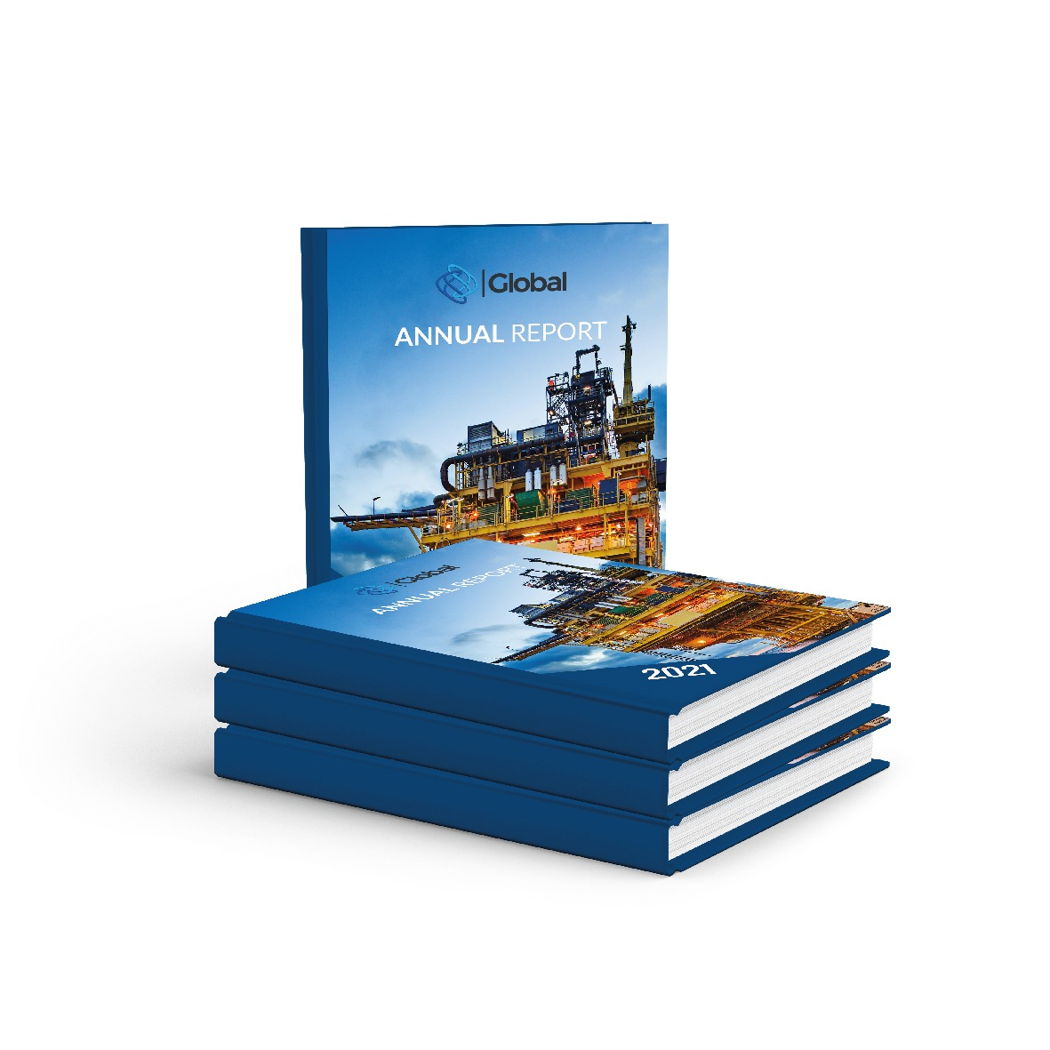 Offset Hardcase PUR Booklet