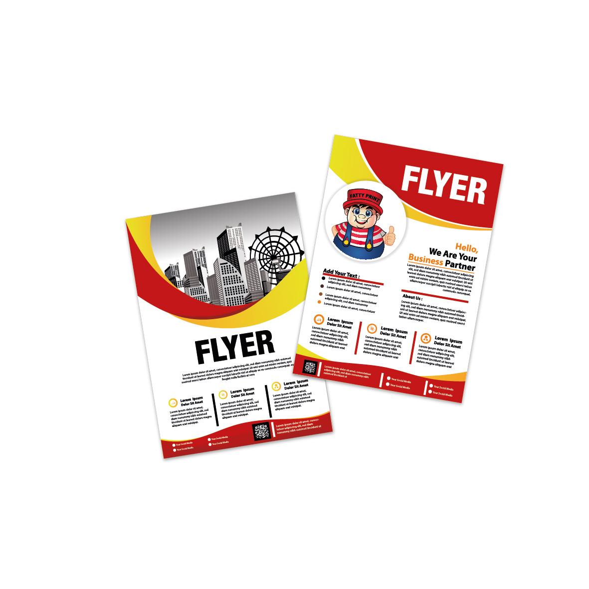 A5 Flyers (Crazy Sales) 2500pcs